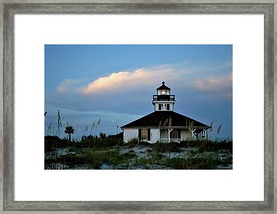 Sunset Framed Print by Steven Scott