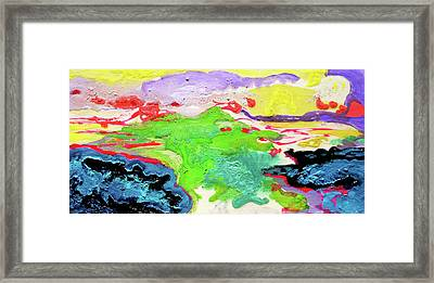 Sunsetting #10 Framed Print by Joseph Demaree