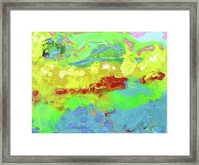 Afterglow #2 Framed Print by Joseph Demaree