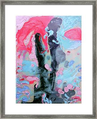Afterglow #3 Framed Print by Joseph Demaree