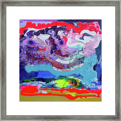 Sunsetting #7 Framed Print by Joseph Demaree