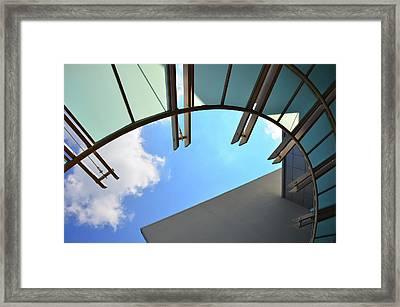 Sunshade Framed Print