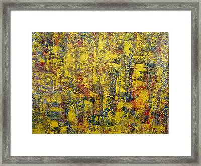 Sunshine Into Your Life Framed Print by Fiona Dinali