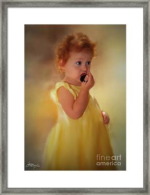 Sunshine Framed Print by Jacque The Muse Photography