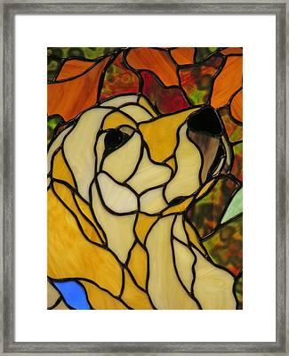 Sunshine Framed Print by Ladonna Idell