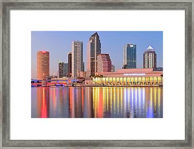 Sunshine State Framed Print