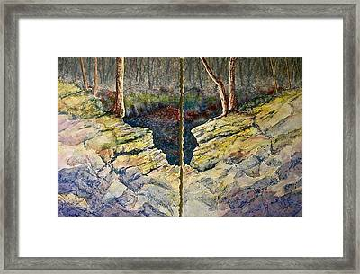 Sunstruck Framed Print