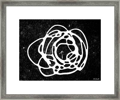 Super Nova Framed Print by Ed Smith