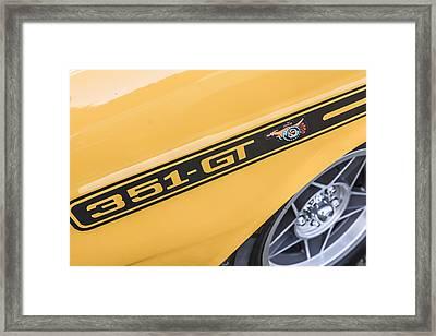 Super Roo Framed Print by High Octane  Image
