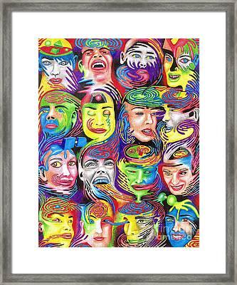 Supererogatory Cognizance Framed Print