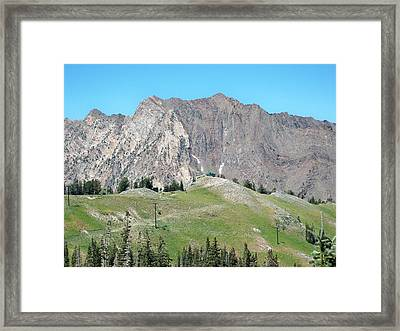 Superior Framed Print by Michael Cuozzo