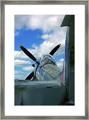Supermarine Spitfire Framed Print