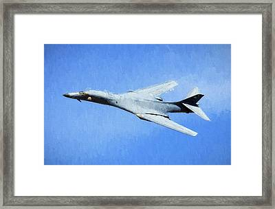 Supersonic  Framed Print by JC Findley