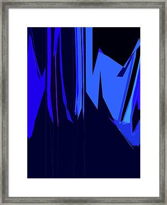 Supplication 2 Framed Print
