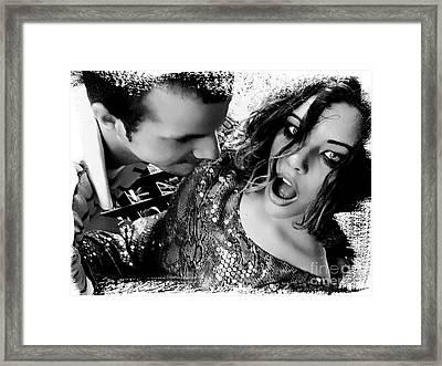 Suprise Framed Print by Clayton Bruster