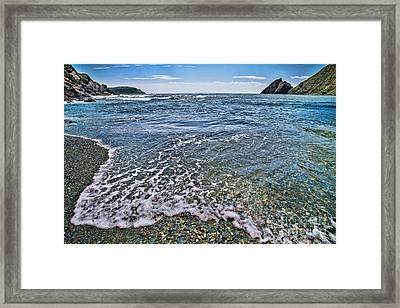 Surf #2959 Framed Print