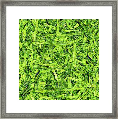 Surface -charlie- Framed Print by Coded Images