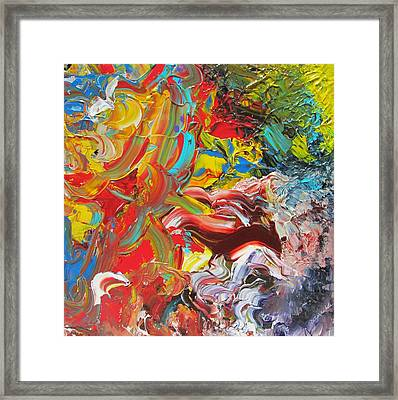 Surprise Framed Print by Ralph White