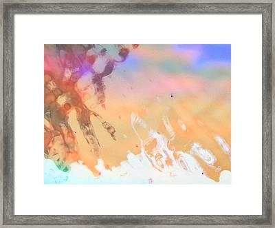 Surprised Framed Print by Florene Welebny