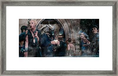 Surreal 008 Framed Print by Jani Heinonen