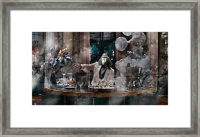 Surreal 020 Framed Print by Jani Heinonen