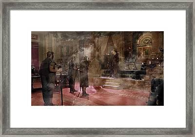 Surreal 777 Framed Print by Jani Heinonen