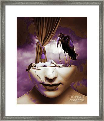 Surreal Art 032 Framed Print