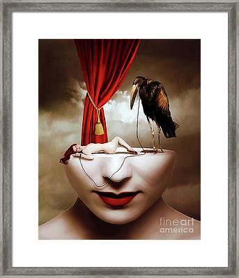 Surreal Art Hh09 Framed Print