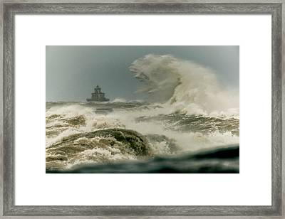 Surrender Framed Print by Everet Regal