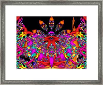 Framed Print featuring the digital art Surrender by Robert Orinski