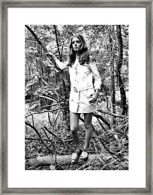 Susan Sarandon 1968 Framed Print