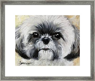 Sushi Framed Print by Mary Sparrow