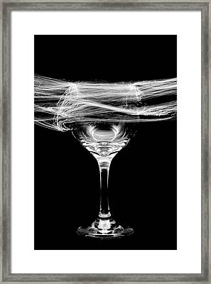 Suspend Framed Print by Marnie Patchett