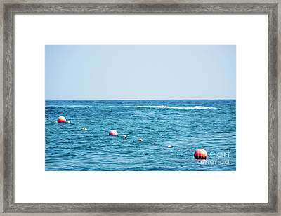 Suspension  Framed Print