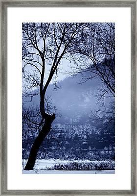 Susquehanna Dreamin... Framed Print by Arthur Miller