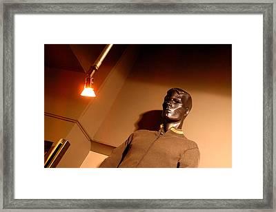 Sven Framed Print by Jez C Self