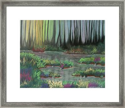 Swamp Things 01 Framed Print