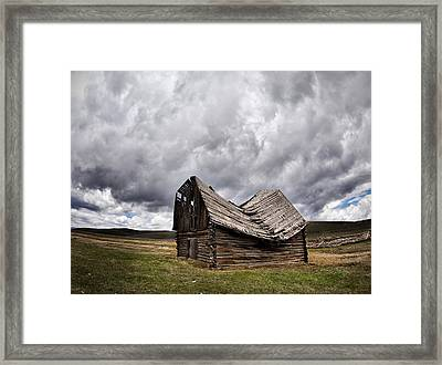 Sway Back Framed Print by Leland D Howard