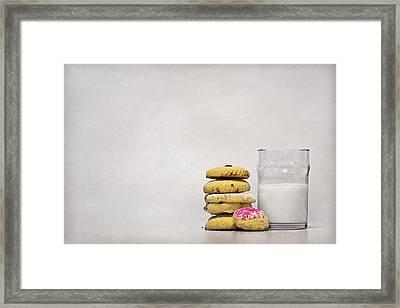 Sweet Dreams Framed Print by Evelina Kremsdorf