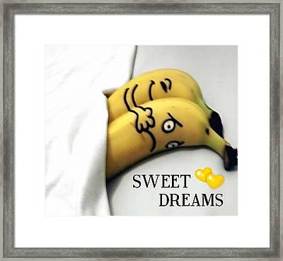 Sweet Dreams Framed Print by Sheila Mcdonald
