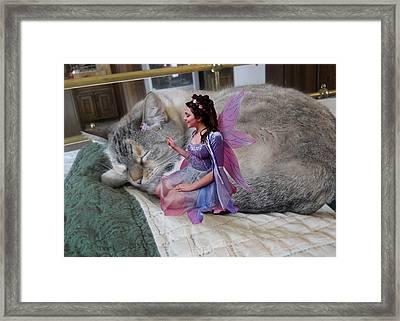 Sweet Dreams Weezy Framed Print