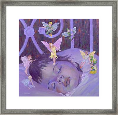 Sweet Dreams Framed Print by William Ireland