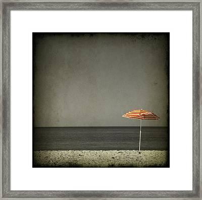 Sweet Escape Framed Print by Evelina Kremsdorf