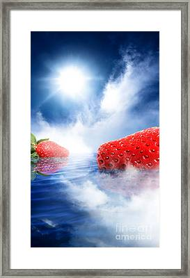 Sweet Escape Framed Print by Jorgo Photography - Wall Art Gallery