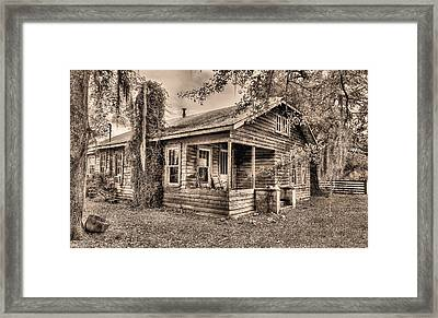 Sweet Home Alabama Framed Print by JC Findley