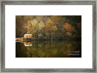 Framed Print featuring the photograph Sweet Home by Iris Greenwell