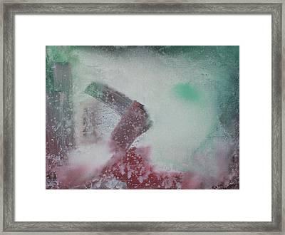 Sweet In Pain Framed Print