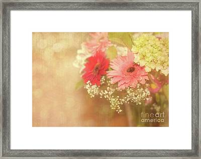 Sweet Nothings Framed Print by Beve Brown-Clark Photography