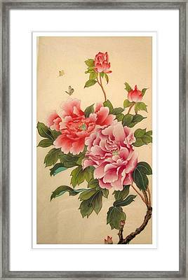 Sweet Saver Framed Print by Ping Yan