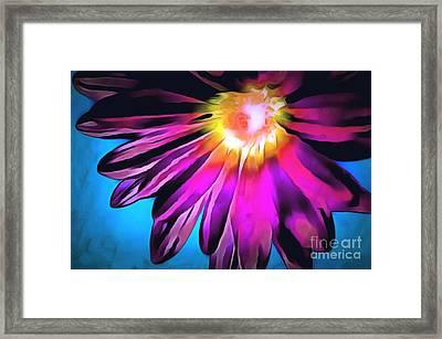 Sweet Summertime Framed Print